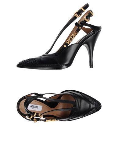 gratuit sites d'expédition vente profiter Chaussures Moschino meilleur gros rabais AEqa1ozl9