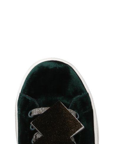 Chaussures De Sport De La Couronne En Cuir vente confortable jeu acheter obtenir 2QmeEG