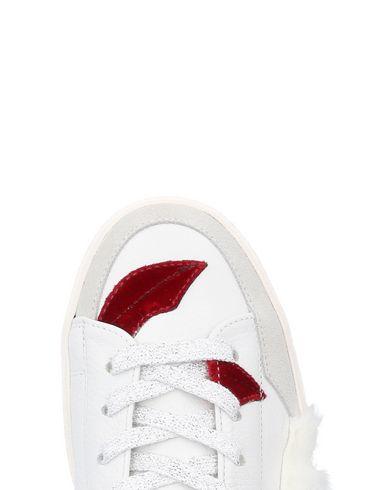 Chaussures De Sport De La Couronne En Cuir authentique classique à vendre à vendre vente profiter O7TYhKHj
