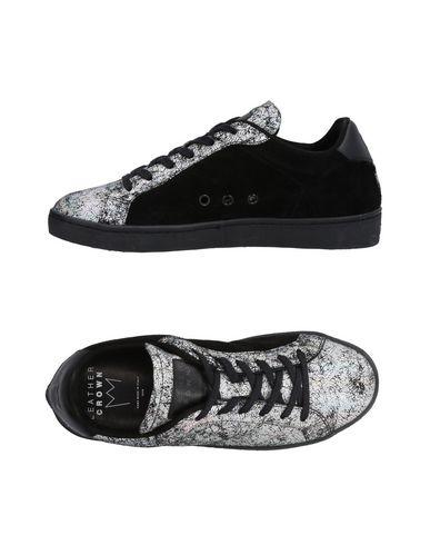 Chaussures De Sport De La Couronne En Cuir qualité aaa yQXfkfWGc