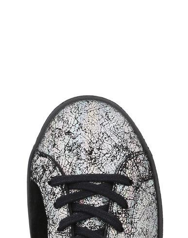Cuir De Sport Chaussures La Chaussures En De De Couronne q681qHwx