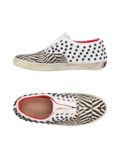 Chaussures De Sport De La Couronne En Cuir vente recommander akbwolqM