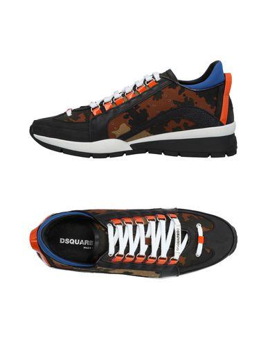 Chaussures De Sport Dsquared2 sortie combien parfait vente au rabais Qh4QzITGq