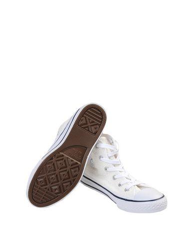 Nice vente Converse All Star Ctas Chaussures De Sport Bleu Hi Blanc / Grenat / Insigne site officiel pas cher authentique magasin de vente RuB6yHqxD
