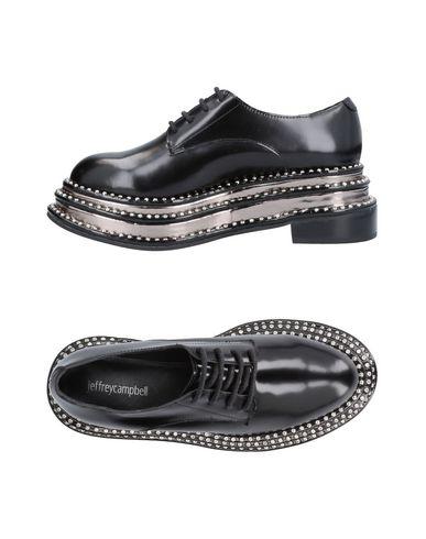 en ligne LIQUIDATION usine Lacets De Chaussures Jeffrey Campbell la fourniture original en ligne vEW41Oy