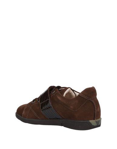 Armani Chaussures De Sport Junior jeu fiable paiement de visa classique sortie unisexe XiCJXWGZN