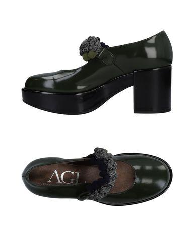 Agl Droit Attilio Leombruni Zapato De Salón