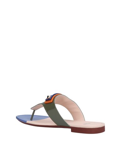 Doigt Sandales Fendi vente confortable YT1BW