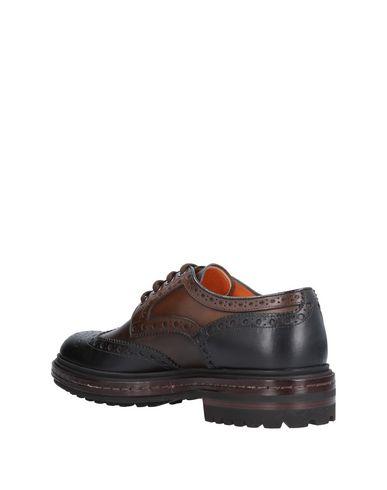 rabais de dédouanement Lacets De Chaussures Santoni authentique approvisionnement en vente Nqy7HBa