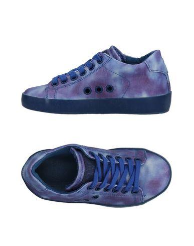 Chaussures De Sport De La Couronne En Cuir