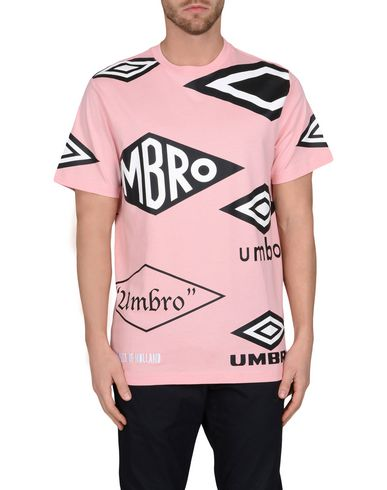 Umbro Maison X De Holland Logo T-shirt Camiseta prix incroyable sortie C6k0vV