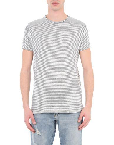 sortie nouvelle arrivée pour pas cher Rvlt / Révolution Camiseta Tee Rayé sneakernews de sortie vente boutique pour EhP3Ndl
