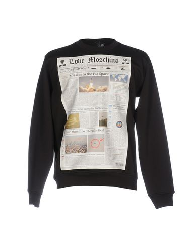 Love Moschino Sweat-shirt vente geniue stockiste i1UzoifieK