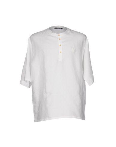 Sweet & Gabbana Camisa De Lin jeu meilleur endroit LIQUIDATION usine fiable en ligne wiki à vendre 2C90diML
