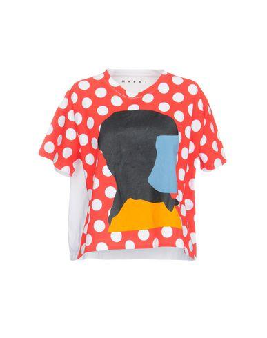 Marni Camiseta vente bonne vente A7STlMs