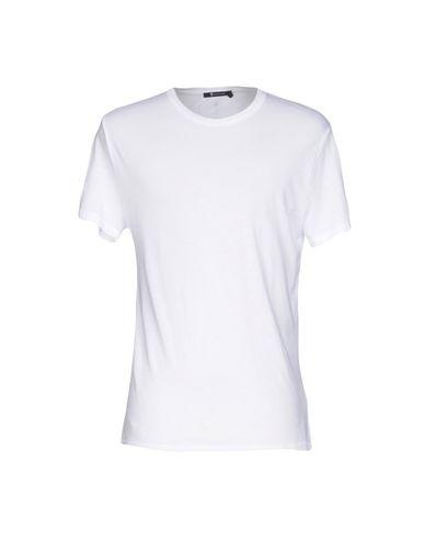 T Par Alexander Wang Camiseta faux à vendre ykaoPRLo