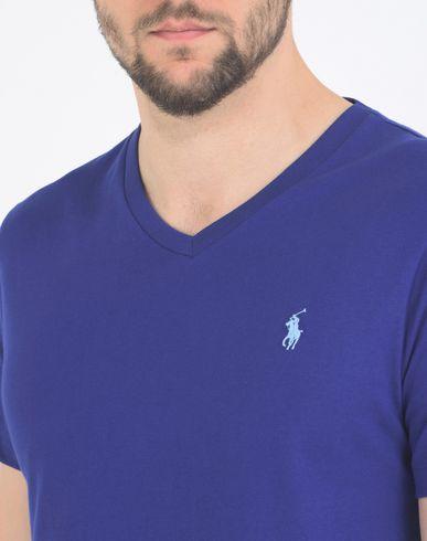 Polo Ralph Lauren Jersey Ajustement Sur Mesure T-shirt Camiseta excellent nicekicks de sortie très bon marché vente 2014 nouveau Vv6TQ2