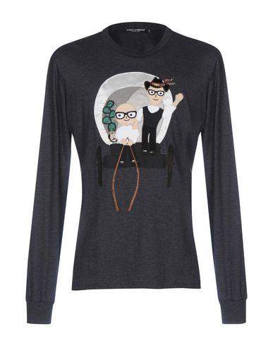 Sweet & Gabbana Camiseta collections à vendre Livraison gratuite authentique réel pas cher dcwloQzhuM