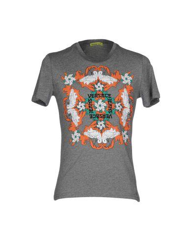 Jean Versace Camiseta achat de réduction jeu Footaction QpEesY