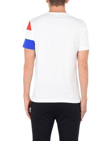 déstockage de dédouanement Le Coq Sportif Tri Sp Bbr Cotontech Tee Ss M Camiseta cool EUhN5