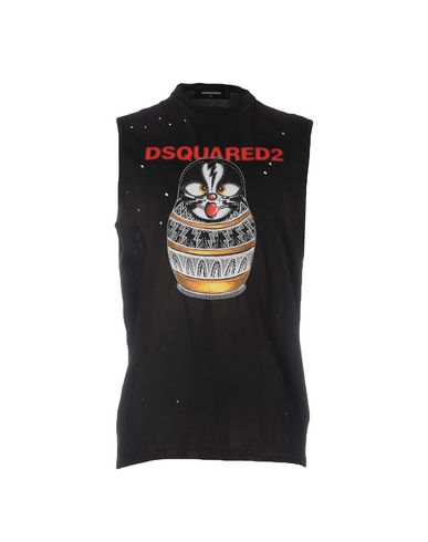 braderie chaud Dsquared2 Camiseta jeu Finishline le magasin vente best-seller livraison rapide X0z38PSsbk