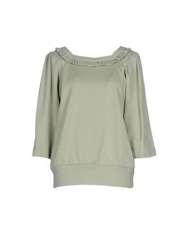 Sweat-shirt Garçon Blanc Veronique à vendre visite extrêmement sortie vente tumblr populaire h76RthmFUQ