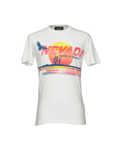 réduction SAST nouvelle arrivee Dsquared2 Camiseta de nouveaux styles chaud obbYj01Rw