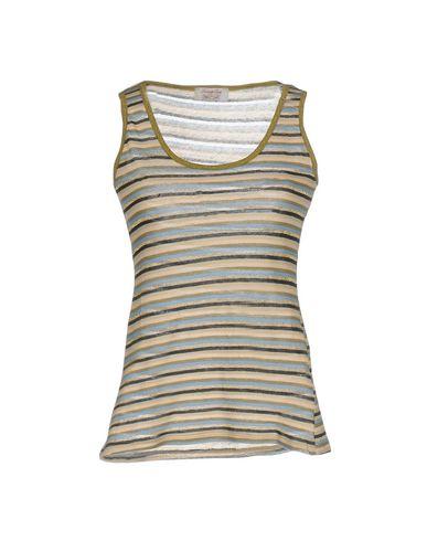 Vingt Facile Par Kaos Camiseta De Tirantes Orange 100% Original Réduction nouvelle arrivée moins cher profiter en ligne 3gBeH