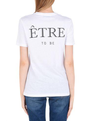 peu coûteux Être Cécile Etre To Be T-shirt Camiseta Orange 100% Original de Chine jeu 2014 nouveau magasin de destockage 6VJHt4wz