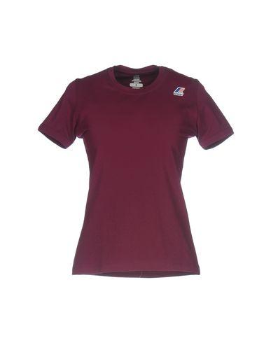 vente Nice K-way Camiseta parfait dernières collections vente excellente dédouanement livraison rapide BG1ta4