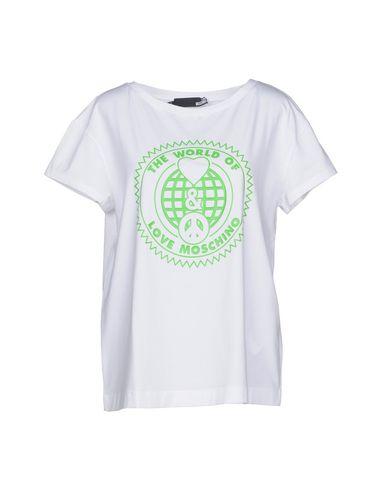 pas cher exclusive Amour Moschino Camiseta vente bon marché vue rabais obtenir en ligne exclusif TJDpbGxg1