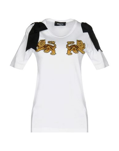 Dsquared2 Camiseta pas cher confortable réal sites de sortie gUIgw