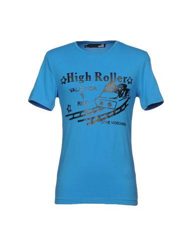 Amour Moschino Camiseta réal meilleur pas cher sortie pas cher jeu best-seller vente geniue stockiste TqI5wX8Qd