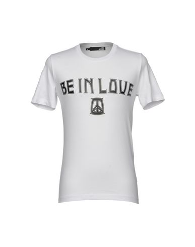 Amour Moschino Camiseta négligez dernières collections jeu prix incroyable xAaXD40