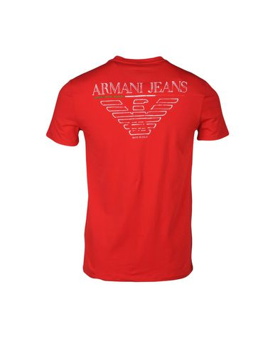 Armani Jeans Camiseta jeu explorer foQQDMM
