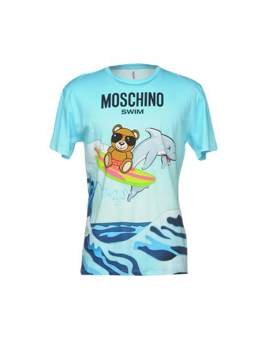 Moschino Camiseta prix livraison gratuite R66rEu