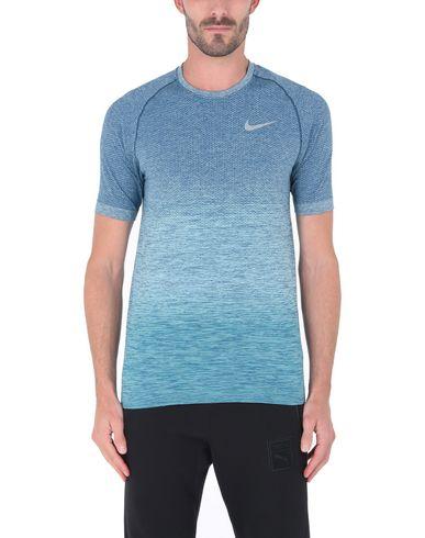 Nike Dri-fit Haut À Manches Courtes En Tricot Camiseta excellent vente d'usine recommande pas cher A7Q6p5
