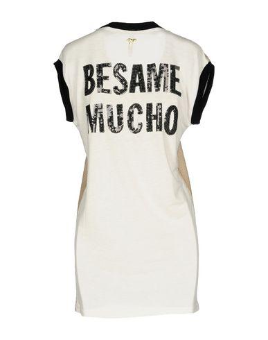 Camiseta De Scee Twin-set achat gros rabais sWYnEP