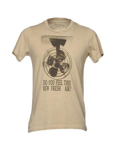 Daniele Fiesoli Camiseta jeu rabais 0DlWELA3