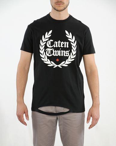 Dsquared2 Camiseta vente au rabais extrêmement achat pas cher authentique en ligne pkskzHER9B