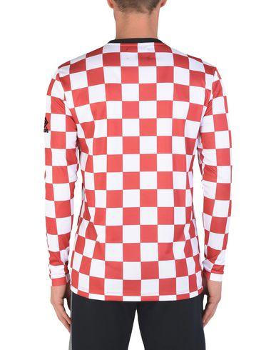 Umbro X Maison De Holland Longsleeved Le Football Camiseta Checkerboard visite libre d'expédition exclusif à vendre OGPTI