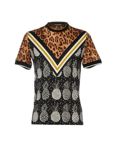 vente grande remise sortie Sweet & Gabbana Camiseta réduction commercialisable prix discount D43M0HEr5