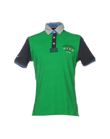 Style Rugby Italien Polo
