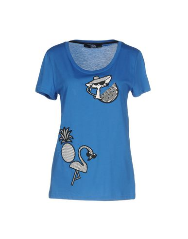 meilleures affaires vente tumblr Karl Lagerfeld Camiseta 1F4jJT