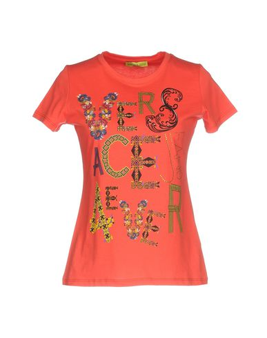 Manchester en ligne Jean Versace Camiseta vente combien vente 100% authentique des photos 0HuRXJKQiv