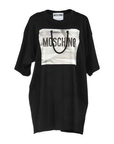 Moschino Camiseta vente wiki explorer ligne d'arrivée Livraison gratuite rabais explorer en ligne RfErCSgw