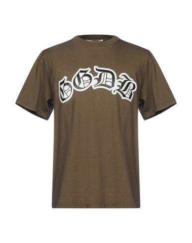 wiki pas cher meilleur Oie D'or De Luxe Marque Camiseta UuDk56