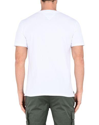 Jean Tommy Tjm Détail Pkt Cn Tricot S / S 17 Camiseta sortie d'usine rabais iassr
