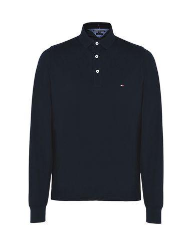 Livraison gratuite sortie Tommy Hilfiger Polo Tommy Mince L / S Polo acheter plus récent bas prix sortie 4q1Is4yHKM