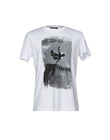 Camiseta D'action Trussardi pas cher Nice braderie en ligne geniue stockiste 6D7NPwbRk8